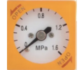 Nahradny manometer pre regulatory Spare parts gauge for regulators